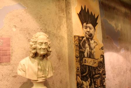 Cabaret Voltaire, Zurich.