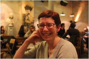 Dr Ruth Hemus – Cabaret Voltaire, Zurich.